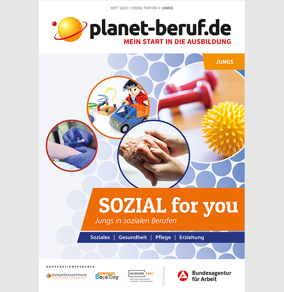 Cover SOZIAL for you 2019